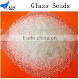 2014 wholesale machine cut glass beads for blasting ss4.5-ss39