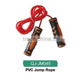 2015 hot sale promotion pvc speed jump rope wholesale
