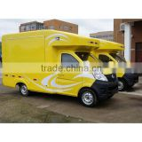 fast food/fruit/clothes/electric goods truck/mobile food truck for sale                                                                         Quality Choice