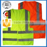 Wholesale high-visibility police vest work vest security roadway safety vest the electrician sanitation workers