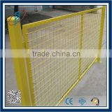 Temporary Fence Panel Stand/Portable Welded Galvanized Steel Fencing