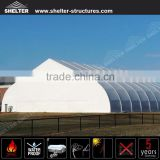 All weather 30m x 35m aircraft hangar tents for airport facilities with flexible design for sale