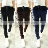 Chino Pant - chino high waist boy`s jogger pants manufacturer - Hot high quality zipper crotch men chino pants - skinny pants