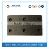 truck parts brake lining rivet machine