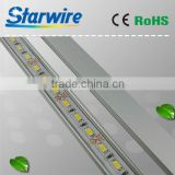 Professional indoor/outdoor led rigid bar for building outline decoration, customized offroad led light bar