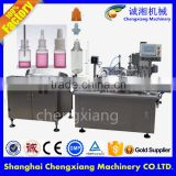 High precision eliquid filling machine,liquid filling machine 30ml,e cig oil filling machine