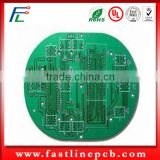 Single sided am fm radio pcb circuit board