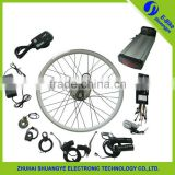 26 inch electric bike 250W 1000w motorcycle motor conversion kit