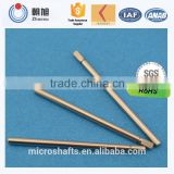 Made in china threaded rod for factory direct