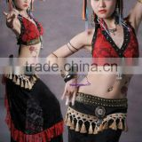 SWEGAL indian belly dance costumes SGBDT13421