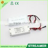 TUV CE certificate STREAMER YHL0350-N200S2C/2A Emergency Ballast Backup 2Hrs For LED Exit Signs / Fluorescent Lamp