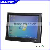 "8"" USB Monitor with 4-wire Resistive Touchscreen Monitor"