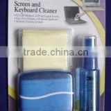 computer cleaning kit LCD screen keyboard cleaner brush