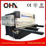 """OHA"" Brand Hydraulic Shear Machine QEIIK-12/8000 Guillotine Shear Machine from NOVA Tech"