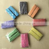 Chevron icy pole popsicle holder pop ice sleeves