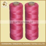 HM 100% high tenacity plied color dyed pp tomato baler twine