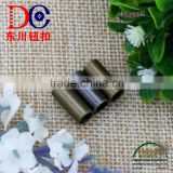 ABS plastic cord end stopper for garment