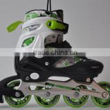 Quality and safety size adjustable inline skate for kids with ce