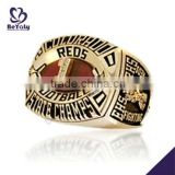 Wholesale customized brass Championship ring Colorado Red Football State Champions ring