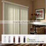 Bintronic Taiwan Accessories Curtain And Motor Motorized Vertical Blinds For Corner Curtain Track