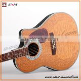 Handmade Solid Top Hot Sale Acoustic Guitar