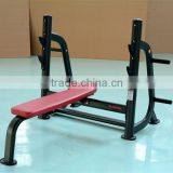flat weight bench olympic horizontal bench press