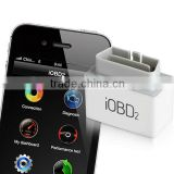 Bluetooth Obdii Obd2 Diagnostic Scanner iOBD2 Wireless OBD 2 Scan Tool Check Engine Light CAR Code Reader