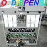 AO200 simultaneous automatic paint dispenser equipment/0.077ml accuracy full automatic colorant dispenser machine