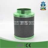 High quality hydroponic air filter activated carbon block filter