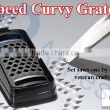 japanese cookware kitchenware cooking utensil tools food cheese vegetable slicer stainless steel grater 75375