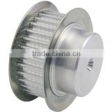 heavy duty timing pulley, aluminum timing pulley with hole