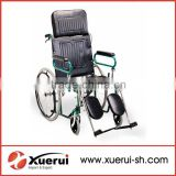 Light weight Foldable steel wheelchair Prices