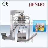 Small automatic packing machine nuts dry fruits