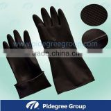[Gold Supplier] HOT ! latex coated polyester industrial work gloves
