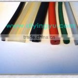 high quality colored silicone rubber solid /hollow cords/strips