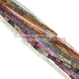 One Strand of Multistone stone Natural Gemstone Beads