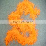 Best quality carnival party natural colorful ostrich feather boa