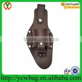 Stylish leather beer holder Soda Holster
