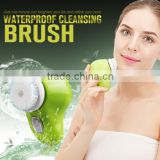 Hogift 2015 Korea Electric Wash Face Brush/Facial Cleaner Body Cleaning/Skin Massager Face Care Tools