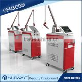 FDA approved 532nm 1064nm 1320nm varicose veins permanent tattoo removal machine