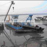 China high water presure Sand Pump Dredger For Sale