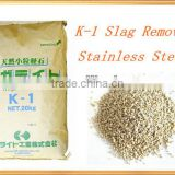 Slag Remover for Casting casting refractory materials