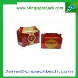 OEM Printing Packaging Box Foldable Box Gable Box Dairy Product Packing Box