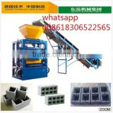 low investment high profit business QT4-24 cement brick making machine/hollow block making machine for sale