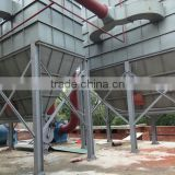 Large capacity particle board making machine/dust catcher