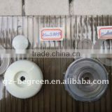 washer, gasket,PC waterproof cap, accessories for installation of polycarbonate sheet,PC waterproof cap