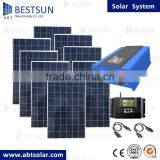 2000w solar home system BFS-2kw off grid 2KWH per hour system from BestSun