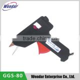Most popular black color CE hot melt cordless glue gun,high quality glue gun