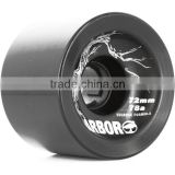 ARBOR freeride longboard skateboard wheels white 78A