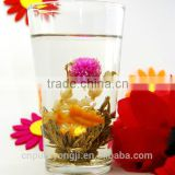 Latest product,Beautiful figure gift flower tea ,Organic Blooming Tea,Chinese Herbal Flower slimming Tea